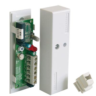 Abus Seismic Alarm Sensor White Em2000w