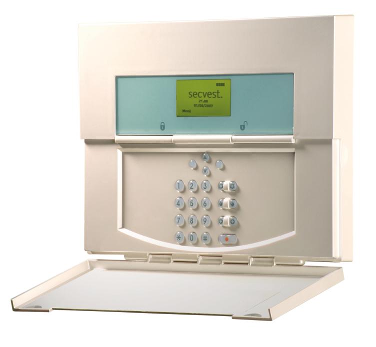 abus syst me d alarme sans fil secvest 868 fu5000. Black Bedroom Furniture Sets. Home Design Ideas