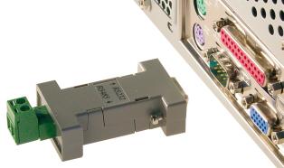 Schnittstellenkonverter RS-232 auf RS-485 Anwendungsbeispiel