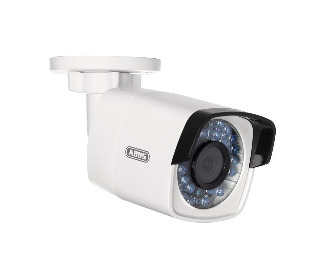abus vidéosurveillance abus ip caméra mini-tube 2mpx wi-fi (tvip62560)