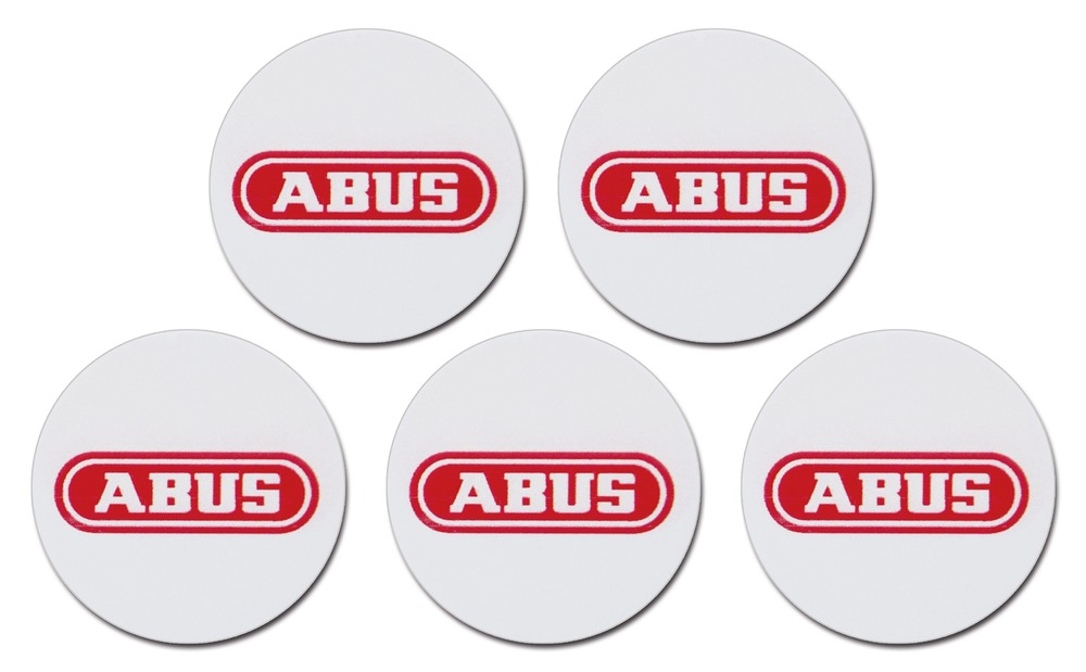 ABUS Proximity Chip-Sticker (5er Pack) (AZ5502)