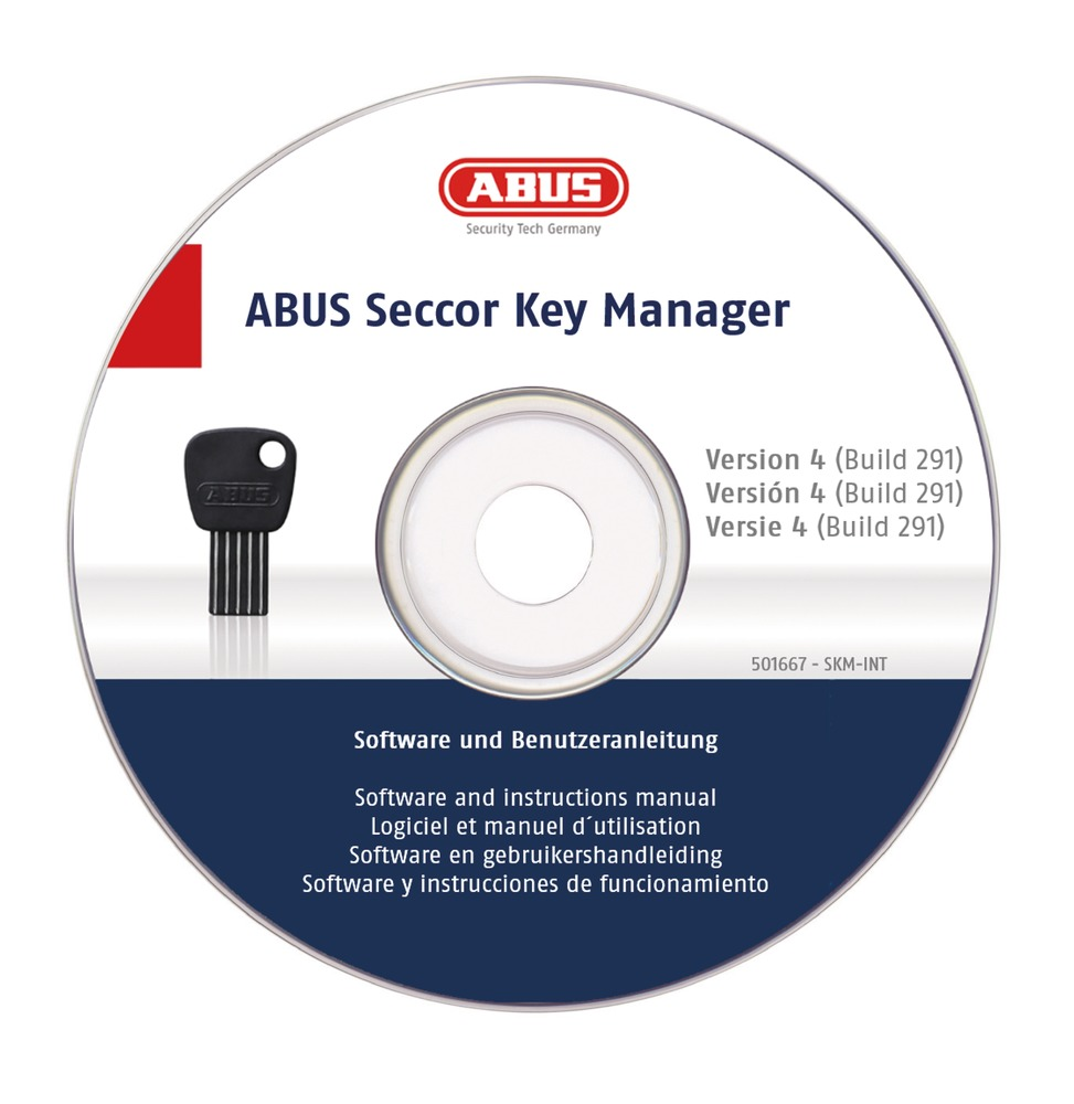 Software Key Manager