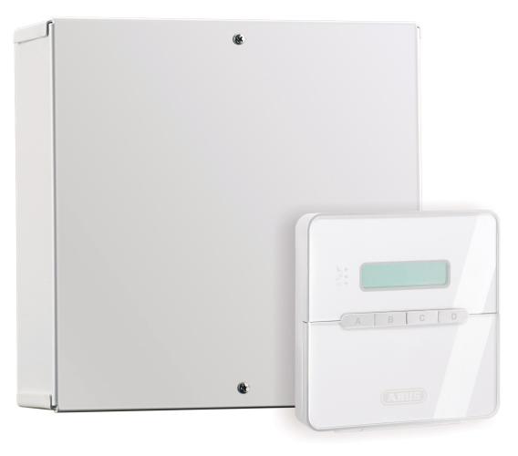 Abus Terxon Mx Kompakt Hybridalarmzentrale Az4150