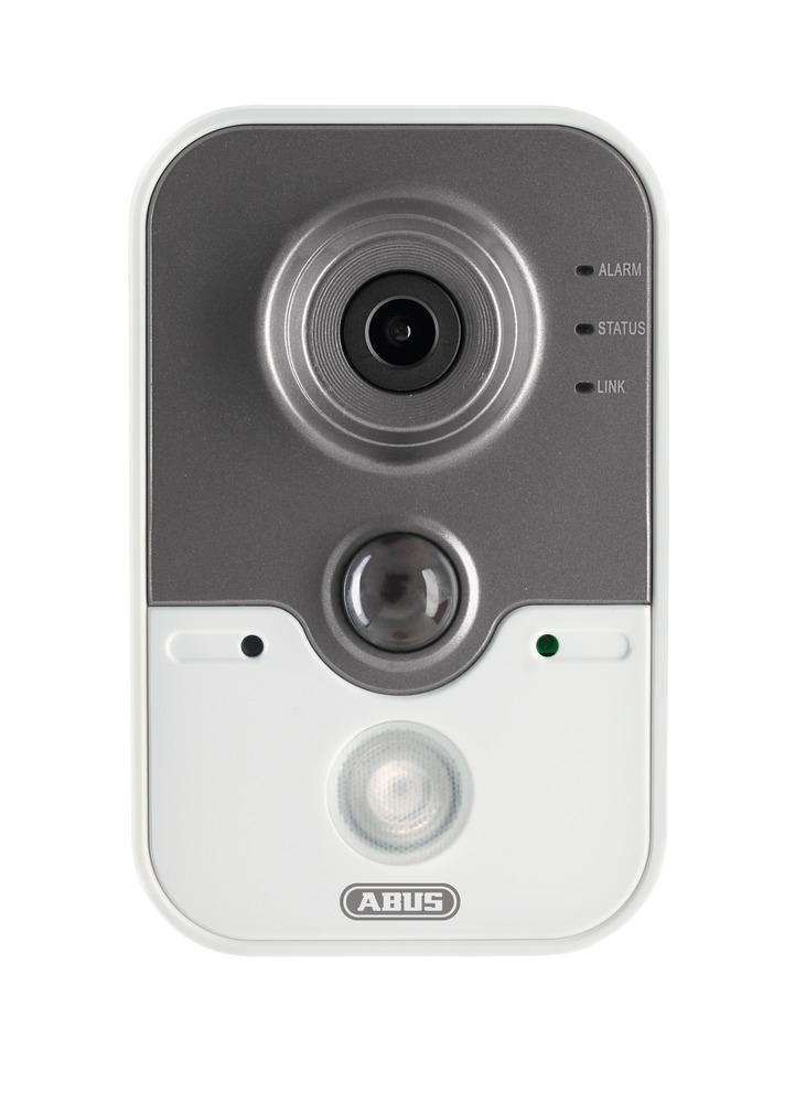 abus wlan 720p innen kamera mit alarmfunktion tvip11560. Black Bedroom Furniture Sets. Home Design Ideas