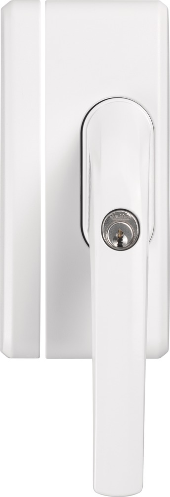 Secvest Funk-Fenstergriffsicherung FO 400 E - AL0089 (weiß) Vorderansicht