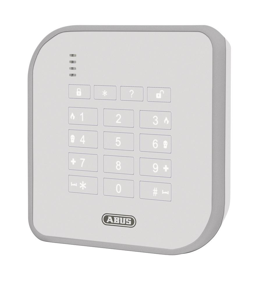 Secvest Funk-Bedienteil - Zum Aktivieren/Deaktivieren der Zentrale inklusive Chipschlüssel Leser (FUBE50001)