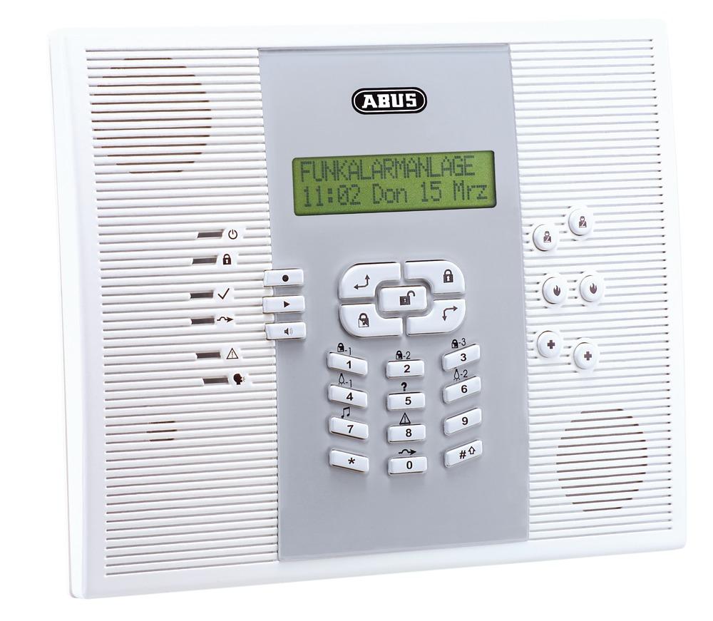 abus centrale d'alarme abus d (fuaa30010)