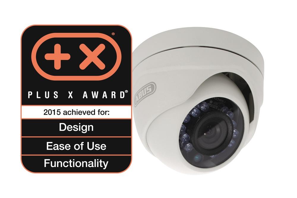 ABUS Day/Night Mini Outdoor Dome Camera (TVCC34010)