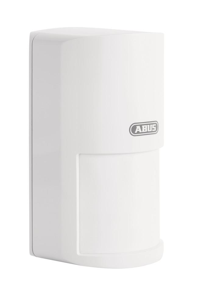 ABUS Smartvest Funk-Bewegungsmelder – schnelle, kabellose Raumüberwachung in Verbindung mit der Smartvest Zentrale (FUBW35000A)