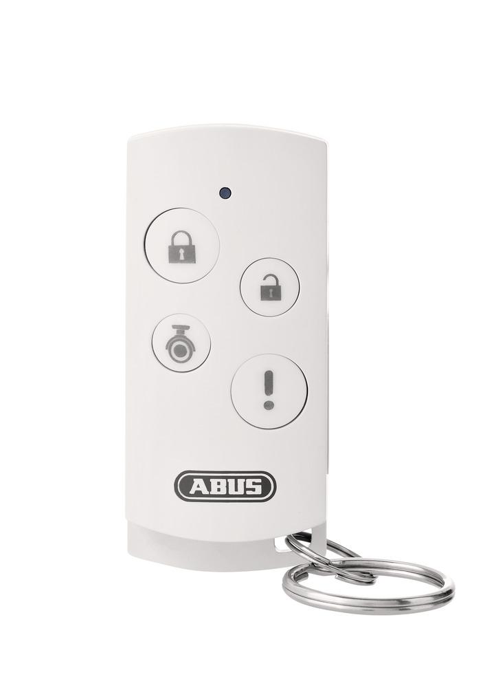 ABUS Smartvest Funk-Fernbedienung - Bedienung auf Knopfdruck, ohne App oder PIN (FUBE35001A)