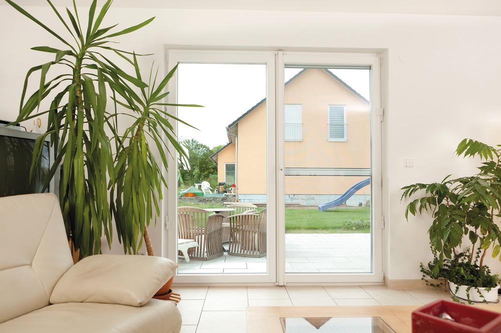 Secvest Funk-Fensterstangenschloss FOS 550 E - AL0145 (braun)