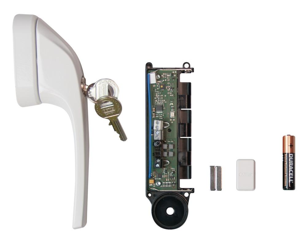Secvest Funk-Nachrüstset für FOS 550 - AL0145 (weiß)