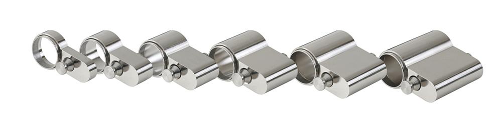 Verlängerungssatz für CodeLoxx Halbzylinder CLX-Z-VH-25
