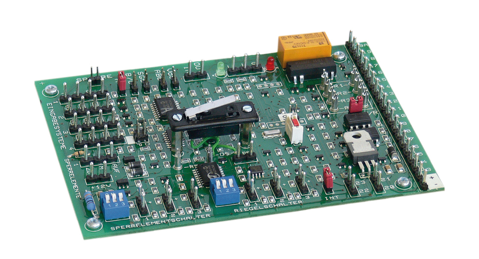 Auswerteeinheit AE255F-OG