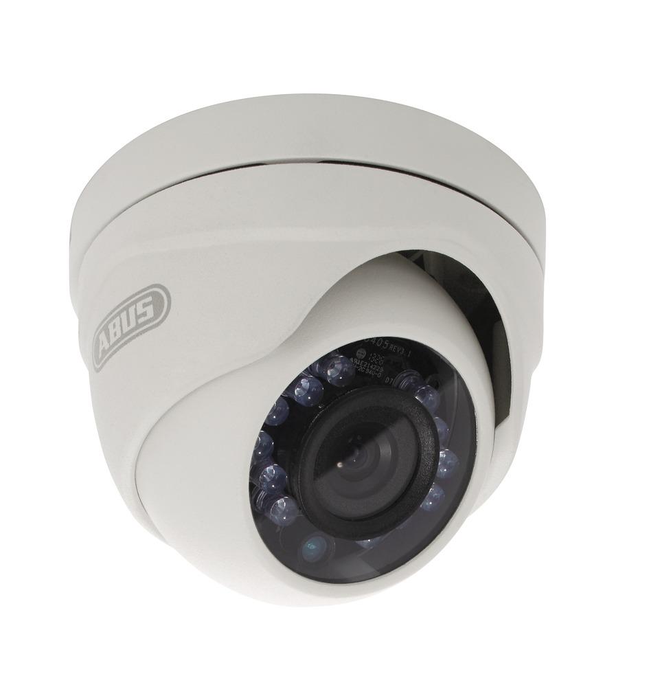 abus mini-caméra-dôme extérieure jour/nuit (tvcc34010)
