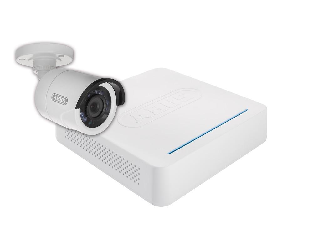 Abus Video Surveillance Kit Digital Recorder 1 Outdoor