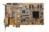 PCIe video surveillance card 4ch @ 100FPS front view