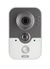 WLAN 720p indoor camera with alarm function front view