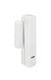 Secvest Small Wireless Magnetic Contact (white) front view right