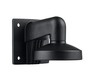 Wall mount bracket black