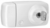 Secvest wireless additional door lock with inner cylinder (white) front view right
