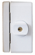 Wireless Window Protection System FTS 96 E white - AL0145 front view