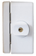 Wireless Window Protection System FTS 96 E white - AL0089 front view