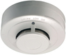 12 V optical smoke detector right view