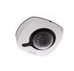 Outdoor IP Mini Dome IR WLAN 1080p front view right