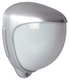 Secvest wireless outdoor motion detector front view right