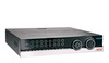 8-channel network video recorder (NVR) front view right