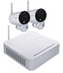 Digital wireless monitoring set
