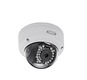 IR mini HD 720p network outdoor dome camera front view right