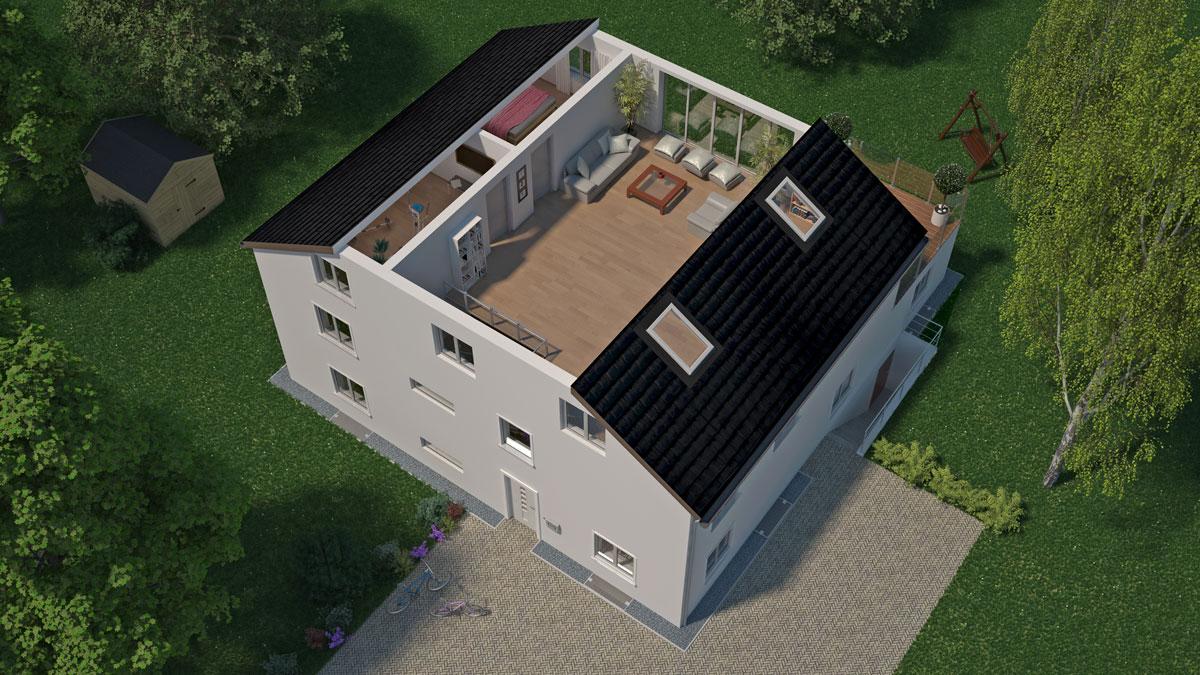 ABUS | Virtuelles Haus