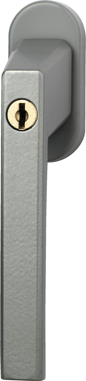 Abschließbarer Fenstergriff FG110 S Triples CL/DFNLI