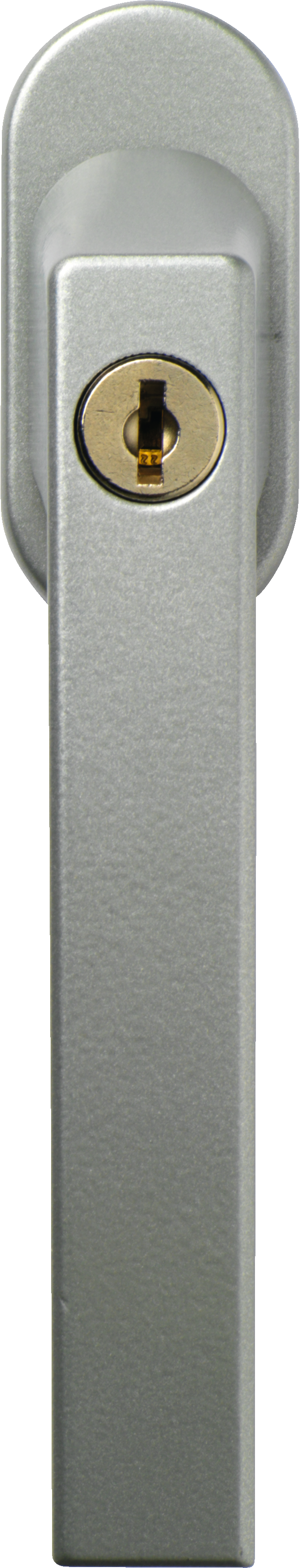 Abschließbarer Fenstergriff FG210 S Triples B/SB