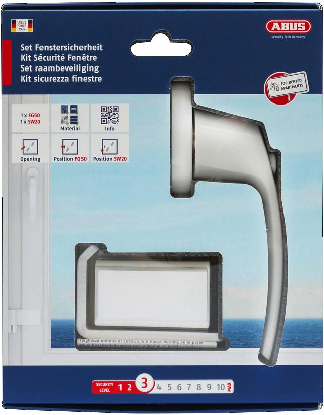 Fenstersicherheit Set Paket FeSi 2