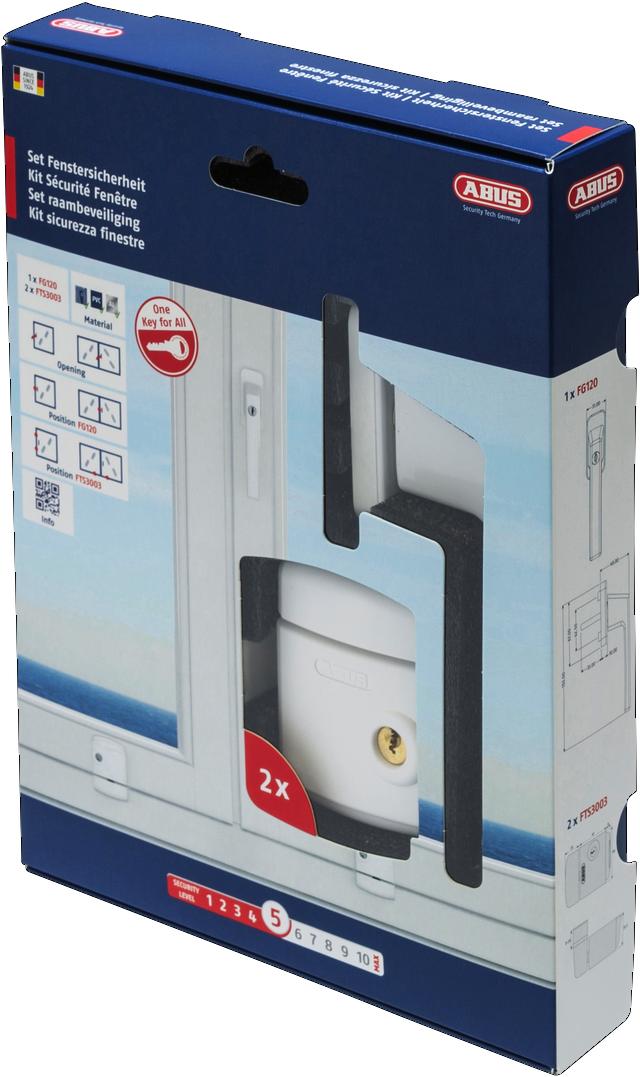 Fenstersicherheit Set Paket FeSi 3