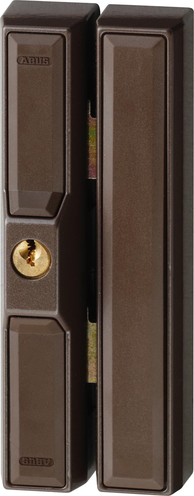 Fenster-Zusatzsicherung FTS88 B vs. EK