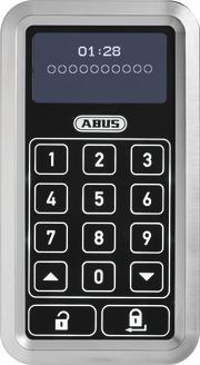Funk-Tastatur HomeTec Pro CFT3000