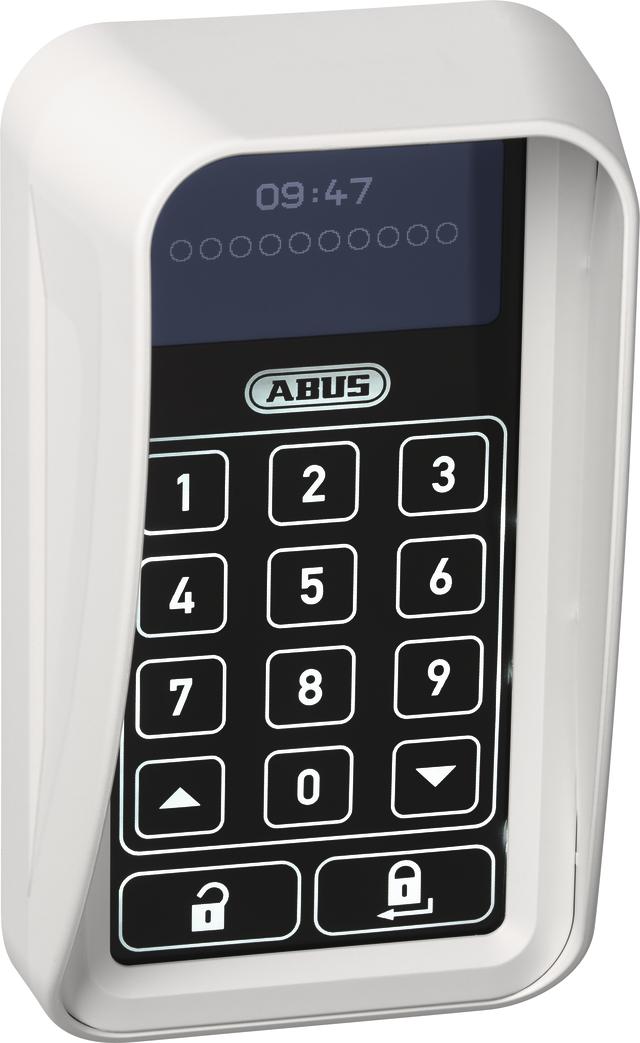 Sichtschutz Funk-Tastatur HomeTec Pro CSS 3000 W