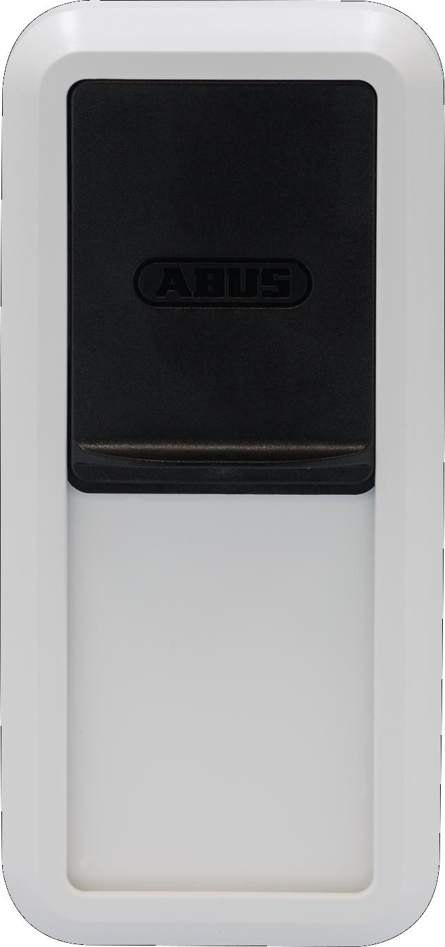 HomeTec Pro Bluetooth®-Fingerscanner CFS3100 mit hochgezogenem Schutzverdeck