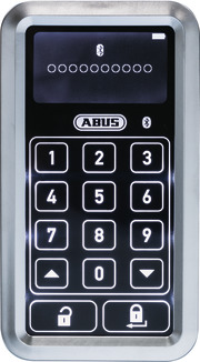 HomeTec Pro Bluetooth®-Tastatur CFT3100 silber