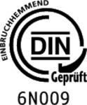 DIN geprüft - 6N009