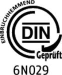 DIN geprüft - 6N029