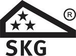 Testsiegel des holländischen Prüfinstituts SKG