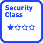 VdS Kennzeichnung – Security Class 1