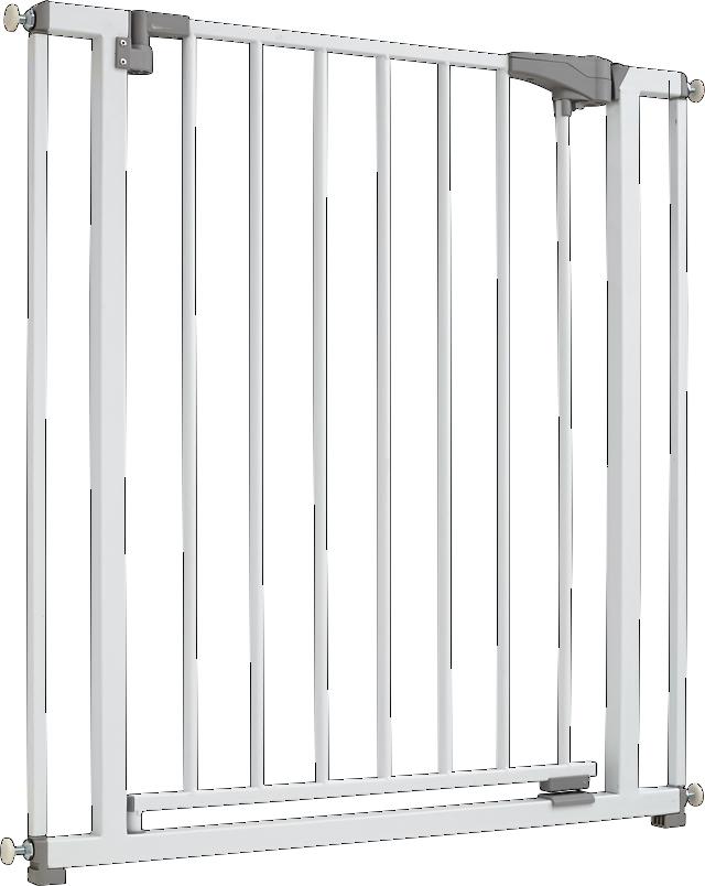 Tür- und Treppengitter aus Metall JC9330 W FINN
