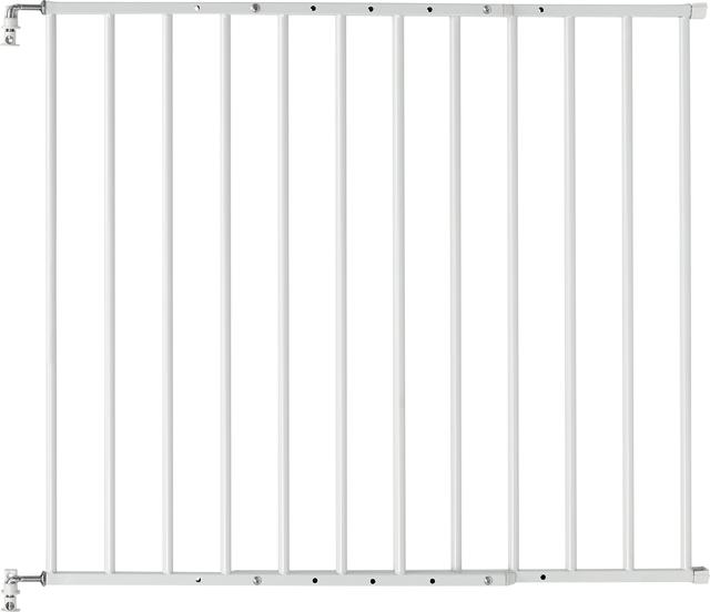 Tür- und Treppengitter aus Metall JC9210 W TIM