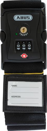 Kofferband 620TSA/192 schwarz